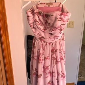 Pink Gerri Dress 👗